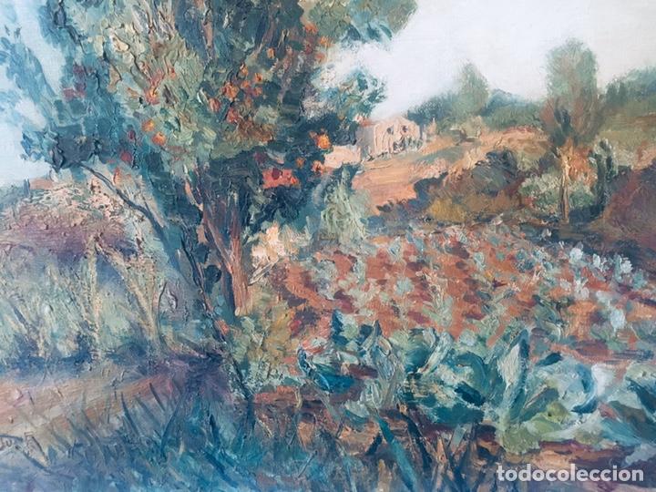 CIRCULO DE CÉZANNE. CAMPOS IMPRESIONISTAS. SIGLO XIX (Arte - Pintura - Pintura al Óleo Moderna siglo XIX)