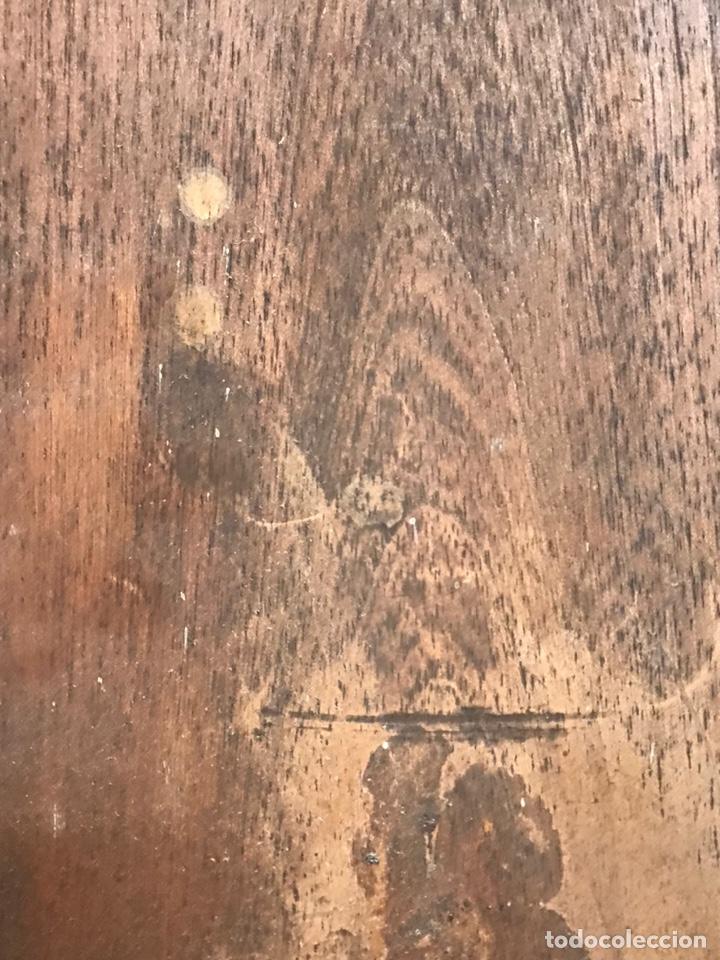 Arte: Pintura al óleo sobre tabla firmada por MERTIL con fecha en el año 1891 - Foto 26 - 210218401