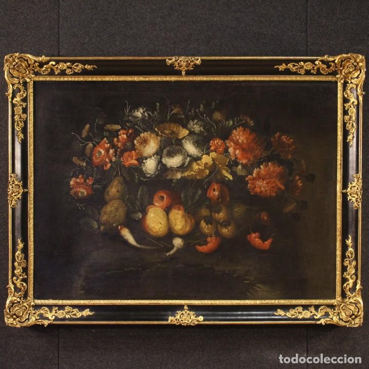 PINTURA FRANCESA DE BODEGONES DEL SIGLO XIX (Arte - Pintura - Pintura al Óleo Moderna siglo XIX)
