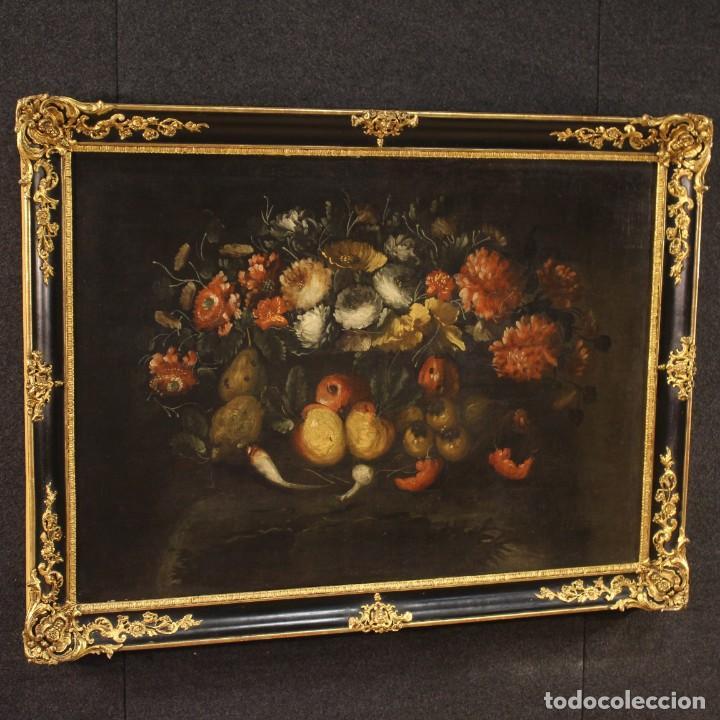 Arte: Pintura francesa de bodegones del siglo XIX - Foto 2 - 210263960