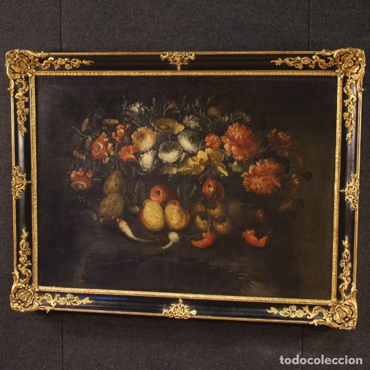 Arte: Pintura francesa de bodegones del siglo XIX - Foto 3 - 210263960
