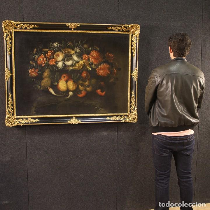 Arte: Pintura francesa de bodegones del siglo XIX - Foto 11 - 210263960