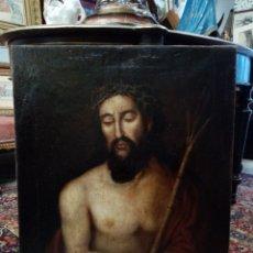 Arte: CRISTO ECCE HOMO DE FINALES S. XVIII.. Lote 210317727