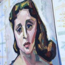 Arte: TEO ASENSIO. BARCELONA 1935-2016. OBRA DIRECTA DEL PINTOR.. Lote 210350976