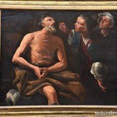 Arte: ANTICO DIPINTO SCUOLA ITALIANA DEL XVII SECOLO. Lote 210463697