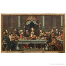 Arte: ANTICO DIPINTO- SCUOLA ITALIANA DEL XVII SECOLO. Lote 210466038