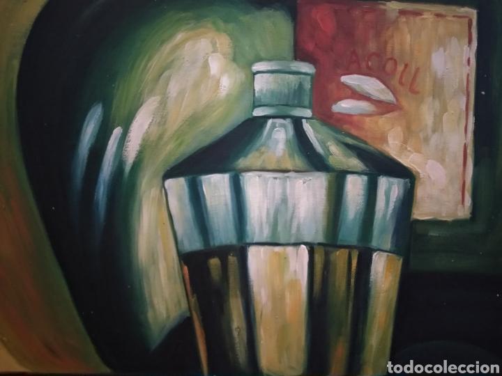 Arte: Óleo sobre lienzo - Foto 2 - 210695490