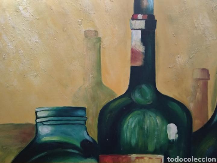 Arte: Óleo sobre lienzo - Foto 3 - 210695490