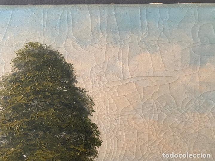 Arte: Hans Berger , SUIZA , ÓLEO LIENZO , SWISS , OIL PAINTING - Foto 5 - 189504738