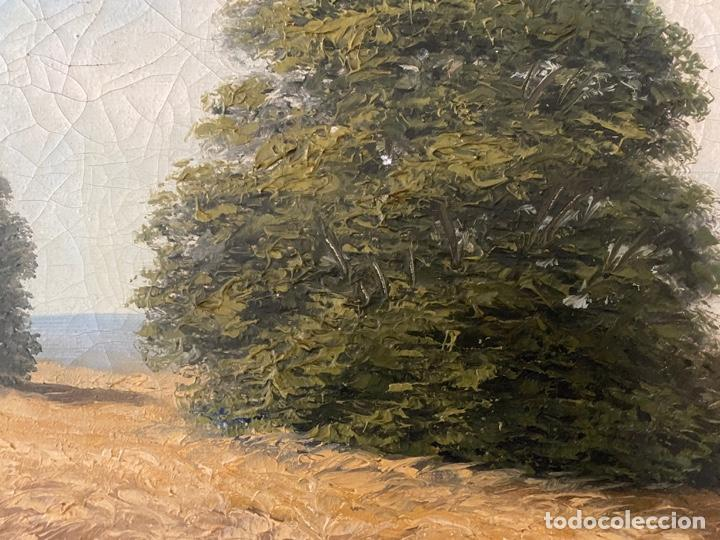 Arte: Hans Berger , SUIZA , ÓLEO LIENZO , SWISS , OIL PAINTING - Foto 10 - 189504738