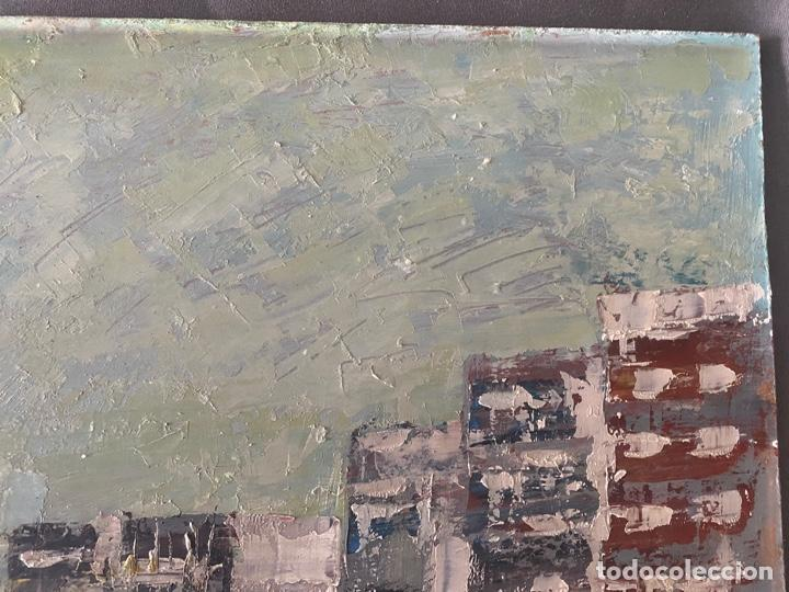 Arte: óleo sobre tabla de juan garcés , - Foto 3 - 195844736
