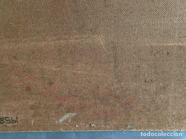 Arte: óleo sobre tabla de juan garcés , - Foto 9 - 195844736