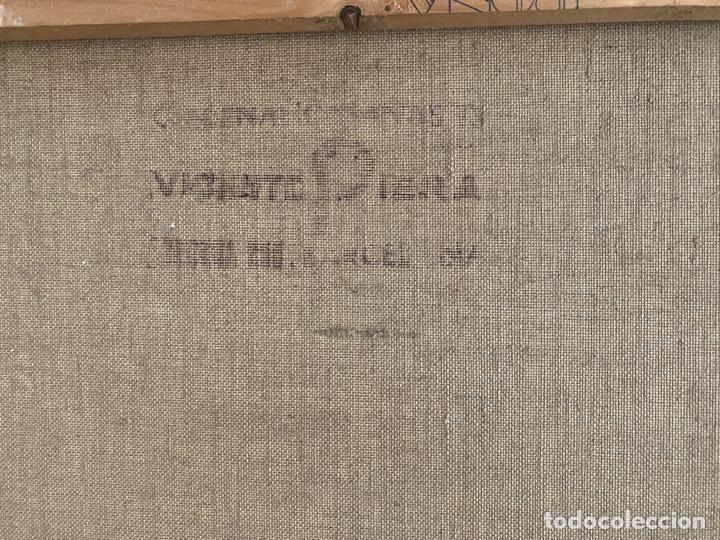 Arte: GAIETA TEIXIDÓ , PAISATGE JOANETES 1978 , BARCELONA , ÓLEO SOBRE LIENZO - Foto 10 - 196167956