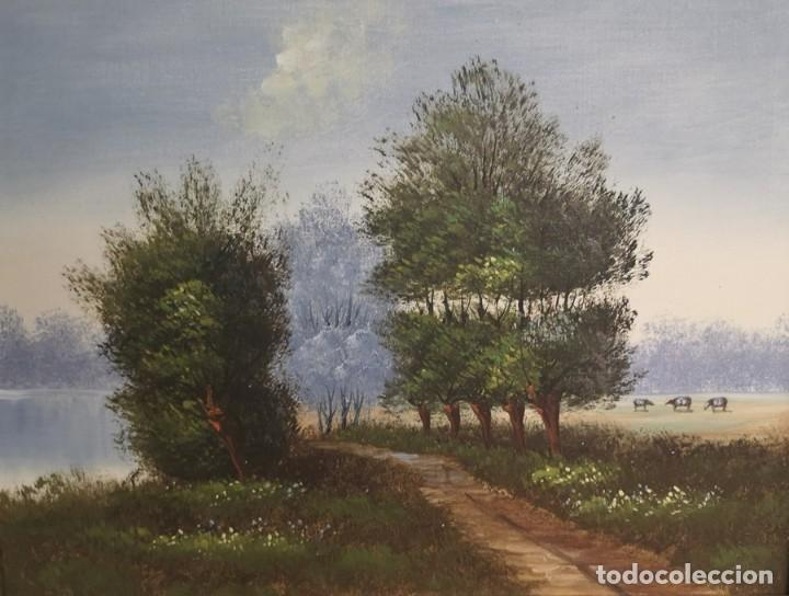 Arte: Óleos Las Cuatros Estaciones - Foto 3 - 210776674