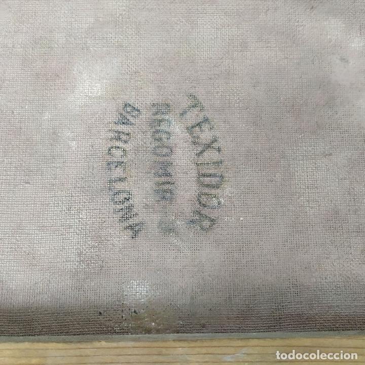 Arte: CABALLO Y SOLDADO. ÓLEO SOBRE LIENZO. FIRMADO. (JOSEP) CUSACHS. ESPAÑA. PRINCIO SIGLO XX - Foto 15 - 211263754