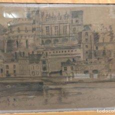 Arte: MARTIN ECHEGARAY Y GARCIA,VIGO,LUGO,PARIS,PONTEVEDRA,SARGADELOS,MADRID,BARCELONA,AMBOISE,FRANCIA. Lote 211466502