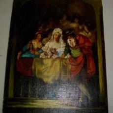 Arte: OLEO FIRMADO POR M, CARMEN LEPEIRE ( 42 X 33 CTMS CON BASTIDOR ). Lote 211611390
