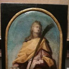 Arte: SANTA LUCÍA. ESCUELA ITALIANA DEL S.XVI.. Lote 211877093