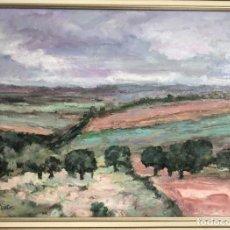 Arte: FERMIN GONZALEZ PRIETO,VIGO,CORUÑA,LUGO ,ORENSE,PONTEVEDRA,SANTIAGO,MADRID,VIVEIRO,SARGADELOS. Lote 212163762