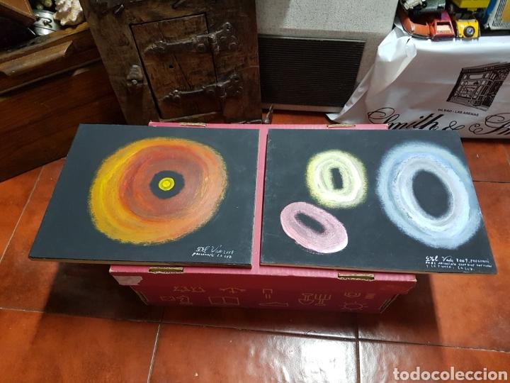 Arte: Cuadros del reconocido pintor Del Vado... - Foto 2 - 212429018