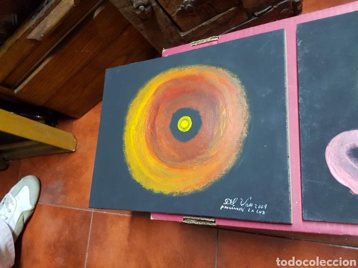Arte: Cuadros del reconocido pintor Del Vado... - Foto 3 - 212429018