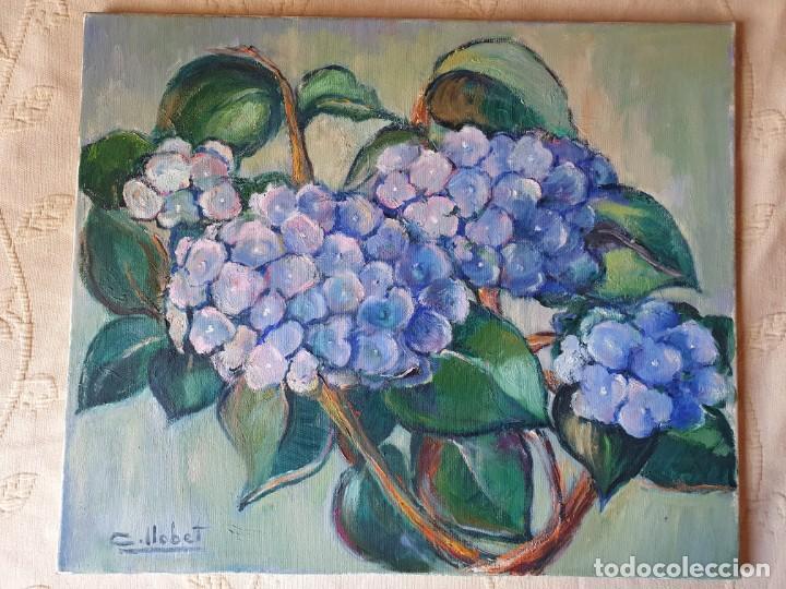 CUADRO CONCHA LLOBET 55 X 45 CM (Arte - Pintura - Pintura al Óleo Moderna sin fecha definida)