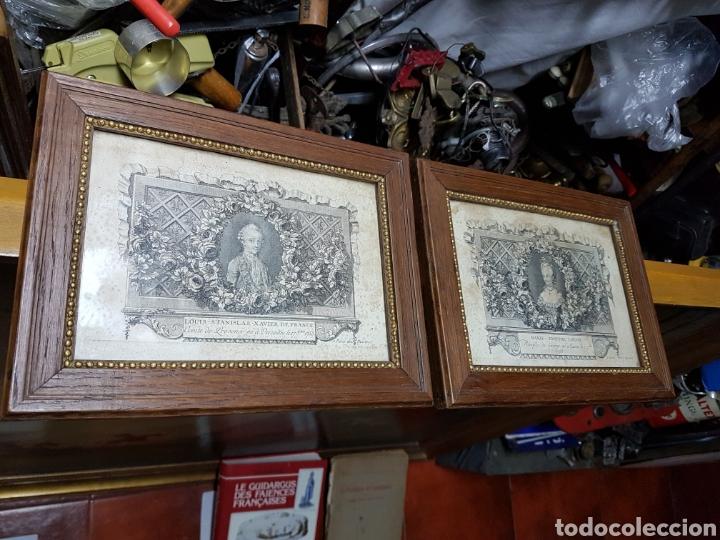 Arte: Grabados de la corte europea muy antiguos 1755 - Foto 4 - 212521513