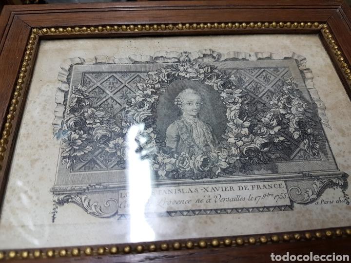 Arte: Grabados de la corte europea muy antiguos 1755 - Foto 5 - 212521513
