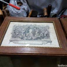 Arte: GRABADOS DE LA CORTE EUROPEA MUY ANTIGUOS 1755. Lote 212521513