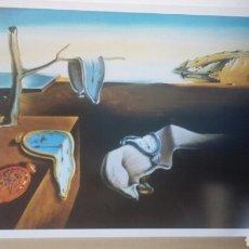 Arte: POSTERBOOK DE 1977 DE SALVADOR DALÍ, 3 POSTERBOOK FIRMADOS Y DEDICADOS POR EL ARTISTA. SALVADOR DALÍ. Lote 213073923