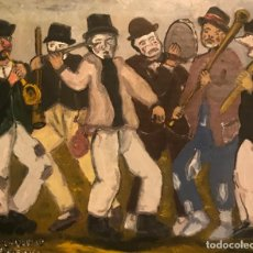 Arte: BANDA MUSICOS. Lote 213188037