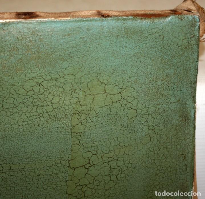 Arte: A. DOLS. OLEO SOBRE TELA DE LA 1ª MITAD DEL SIGLO XX. OLEO SOBRE TELA. ESCENA CAMPESTRE - Foto 16 - 213241911