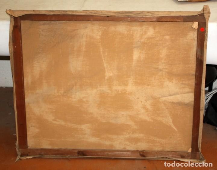 Arte: A. DOLS. OLEO SOBRE TELA DE LA 1ª MITAD DEL SIGLO XX. OLEO SOBRE TELA. ESCENA CAMPESTRE - Foto 20 - 213241911