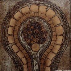 Arte: GRAN OPORTUNIDAD, OBRA ORIGINAL DEL PINTOR BRASILEÑO ROBERTO NEWMAN, 1972. Lote 213346258