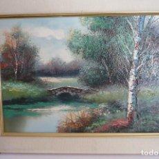 Arte: PAISAJE. Lote 213458043