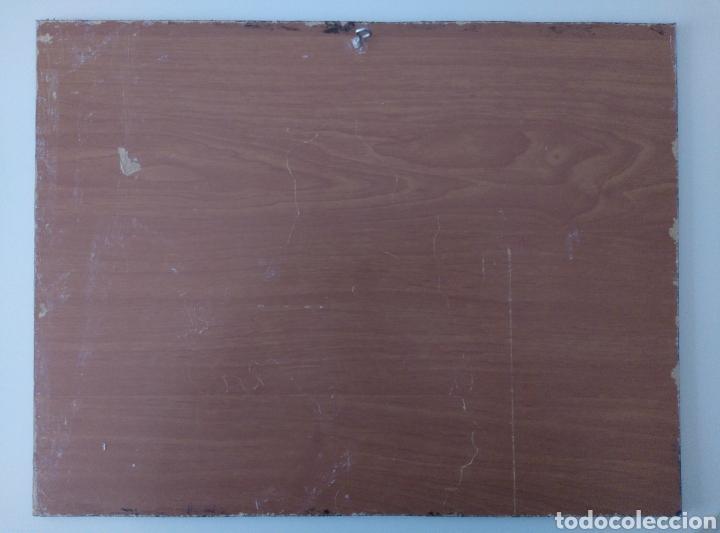 Arte: Pintura abstracta. Acrílico sobre tabla 37x28. - Foto 3 - 213472990