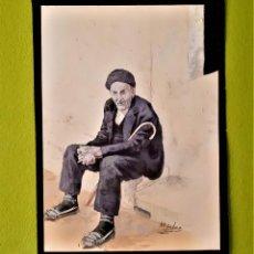 Arte: OLEO ORIGINAL M. BLANCO ARIÑO - 49 X 69.CM OBRA EXCLUSIVA DE UN VALOR IMPORTANTE IDEAL INVERSION. Lote 213580947