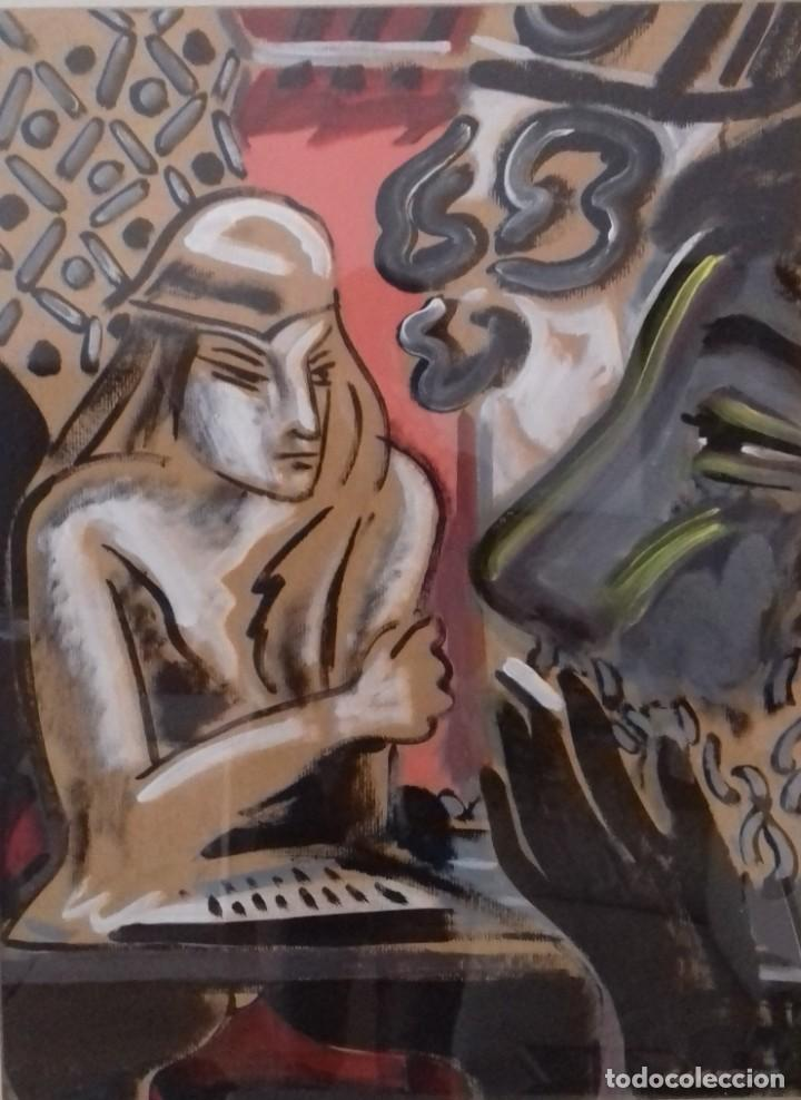 PINTOR GUERRERO (Arte - Pintura - Pintura al Óleo Moderna sin fecha definida)