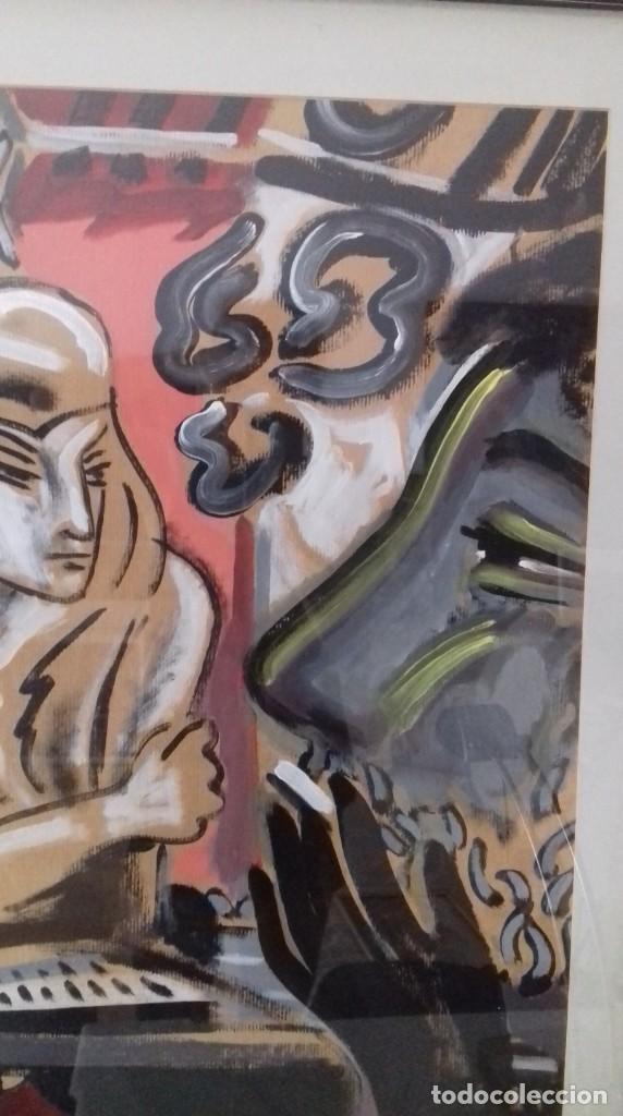 Arte: Pintor Guerrero - Foto 3 - 214254912