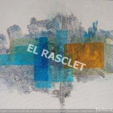 Arte: PINTURA ABSTRACTA - JOSEP MARFA GUARRO DE BCN - SPAIN -. Lote 214368573