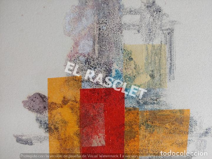 Arte: PINTURA ABSTRACTA - JOSEP MARFA GUARRO DE BCN - SPAIN - - Foto 2 - 214368770