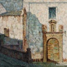 Arte: ANTEQUERA ( MÁLAGA) : SANTO DOMINGO POR JOAQUÍN CAÑETE BABOT (1933, JEREZ DE LA FRONTERA, CÁDIZ). Lote 214378255