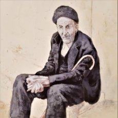 Arte: OLEO ORIGINAL M. BLANCO ARIÑO - 49 X 69.CM OBRA EXCLUSIVA DE UN VALOR IMPORTANTE IDEAL INVERSION. Lote 214387362