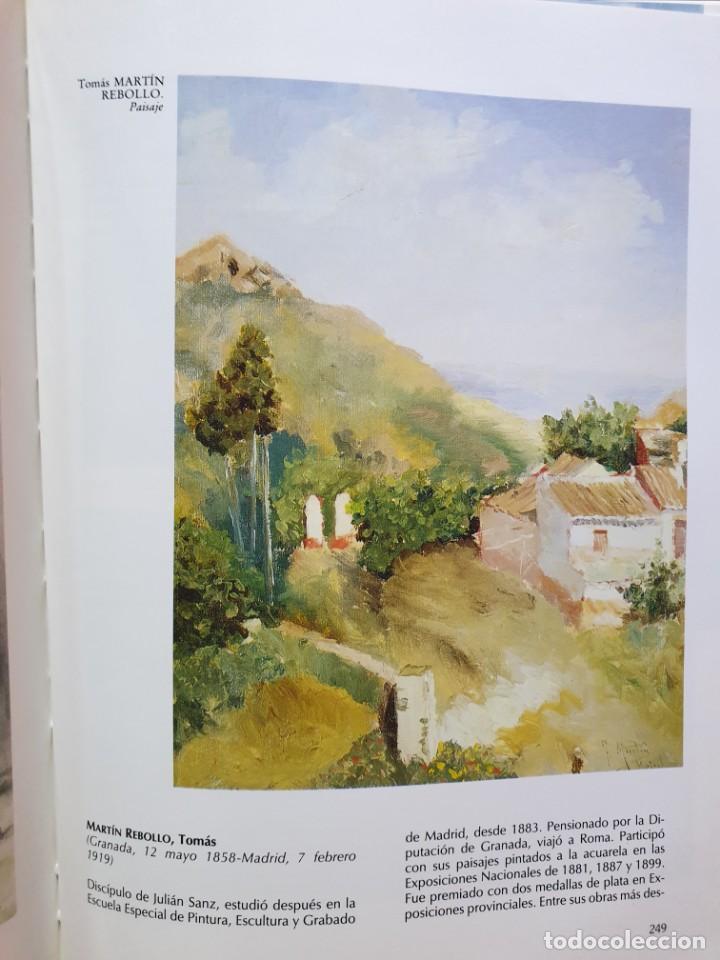 Arte: Excelente Óleo sobre tela de Tomàs martin rebollo (Granada 1858-madrid 1919).toros en sevilla. - Foto 24 - 214571292