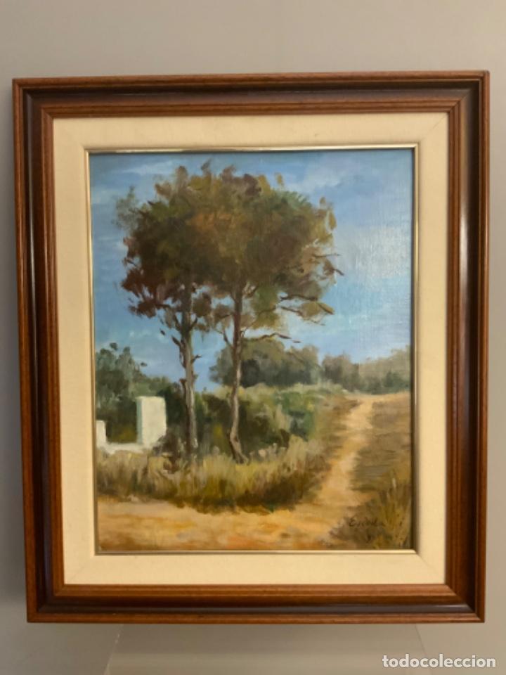 PINTURA AL ÓLEO JOSEFINA ESCODA (Arte - Pintura - Pintura al Óleo Contemporánea )