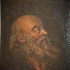 Arte: PINTURA A OLEO XVII ESCUELA GRANADINA BOCANEGRA. Lote 214797245