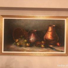 Arte: PINTURA AUTOR AÑOS 50. Lote 215130206