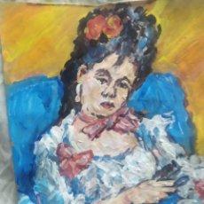 Arte: LA DULZURA (ORIGINAL). Lote 215336183