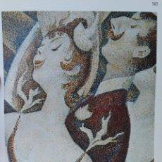 Arte: SEURAT. CATÀLOGO COMPLETO. POR CATHERINE GRENIER.. Lote 215647998