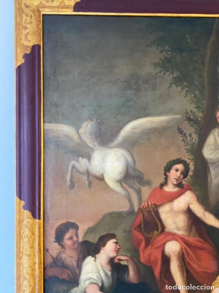 Arte: Cuadro finales XVIII alegorias - Foto 2 - 216929975